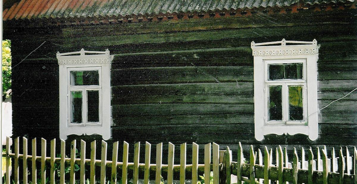 Silenai priekinis fasadas
