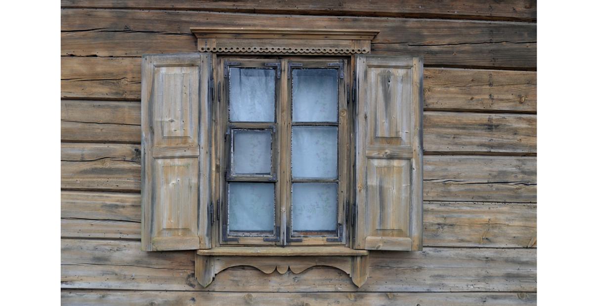 langas vienas