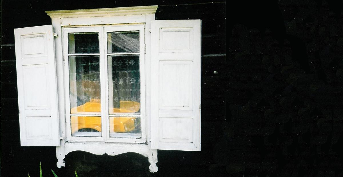 Saidziukai langas su langinem