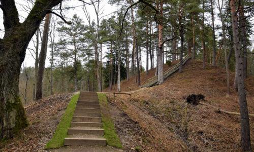 Naujosios Rėvos piliakalnis